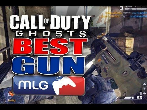 http://callofdutyforever.com/call-of-duty-tutorials/call-of-duty-ghosts-best-gun-based-on-professional-players-choices-best-gun-in-ghosts/ - Call of Duty Ghosts Best Gun Based on Professional Player's Choices - Best Gun in Ghosts  Best Gun in Call of Duty Ghosts Based on Proffessional Player's Choices at MLG Columbus Last Weekend. Best Gun in Ghosts. Spoiler: It's an SMG. If you want more technical videos like this let me know!  Full MLG Rule Set for Ghosts for t