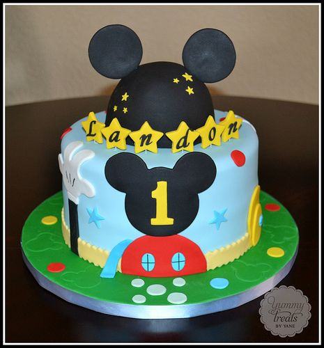Mickey Mouse Club house!