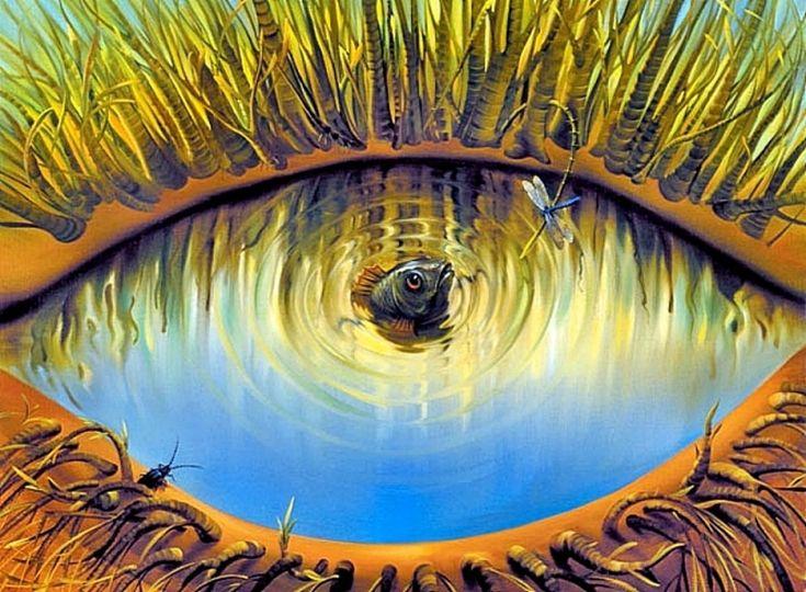 Russian Salvador Dali, Inspiration, Art, Vladimir Kush, Surrealism, Artnaz.com