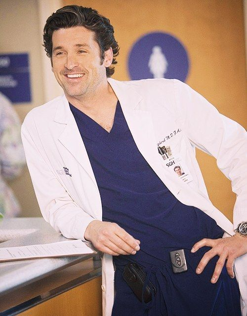 """Who Is Your """"Grey's Anatomy"""" Boyfriend? You got: Dr. Derek Shepherd Who else? Derek has it all: brains, beauty, the hair, etc. He can be arrogant at times, but he has slight reason to be. Consider yourself the luckiest person to have him on lock."""