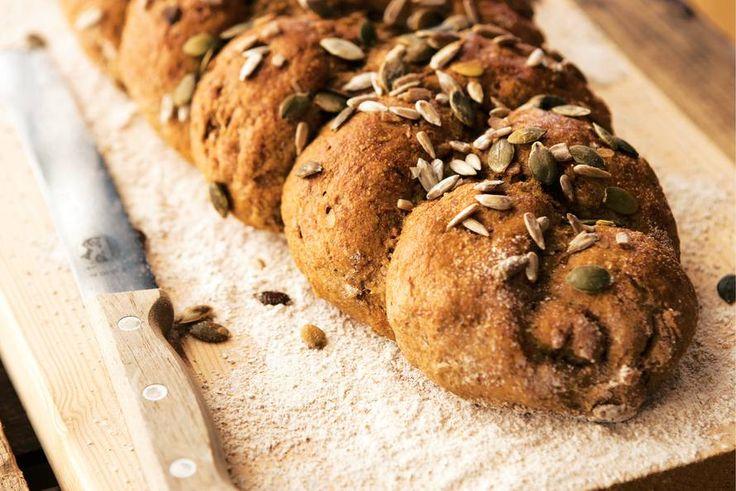 Vlechtbrood recept @allerhande (dutch)