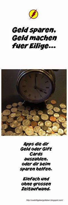 Nicht jeder hat 24 Stunden Zeit oder Lust zum Couponen. Aber man muss kein Vollzeit Extremcouponer sein um Geld zu sparen. Mit 7 Apps und 5-10 Minuten Aufwand die Woche kannst du sparen. Es ist einfacher als du denkst. #Coponing #Couponen #Rabattapps #USABilligAberGutLeben