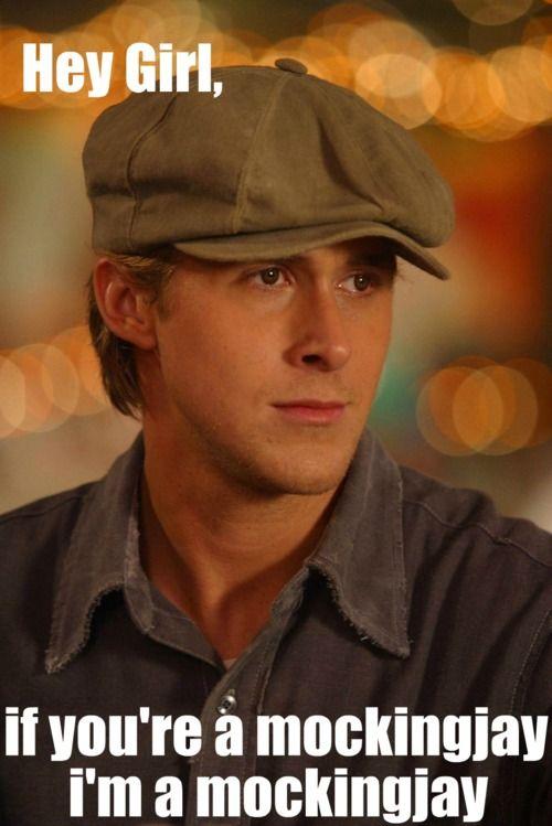 Ryan Gosling Hey Girl