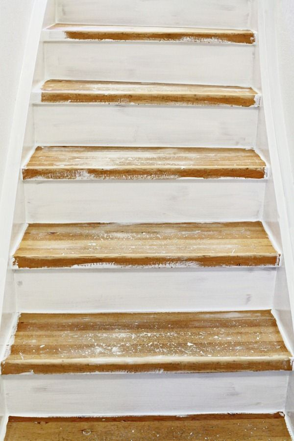 Best 43 Best Images About Painted Stairs On Pinterest 400 x 300