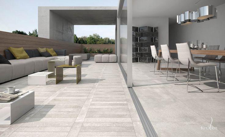 Un estilo único con #Jazz de #Keraben #cerámica #tiles #fliesen #design #summer2015