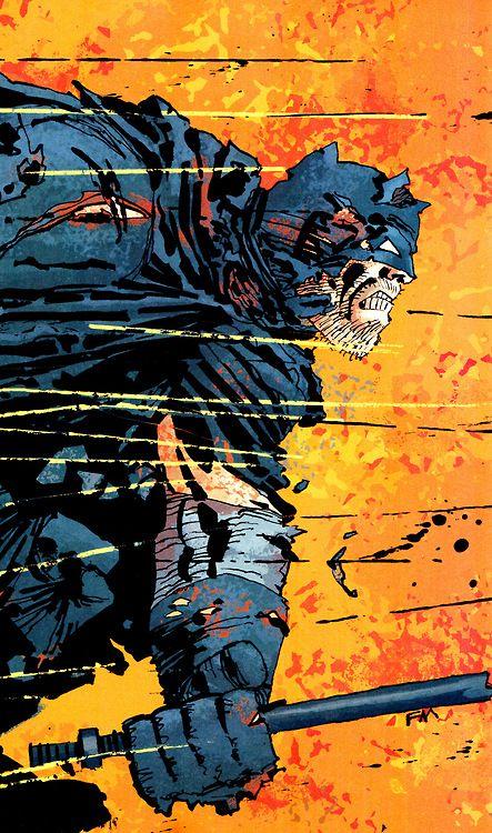 Batman •Frank Miller & Dave Stewart