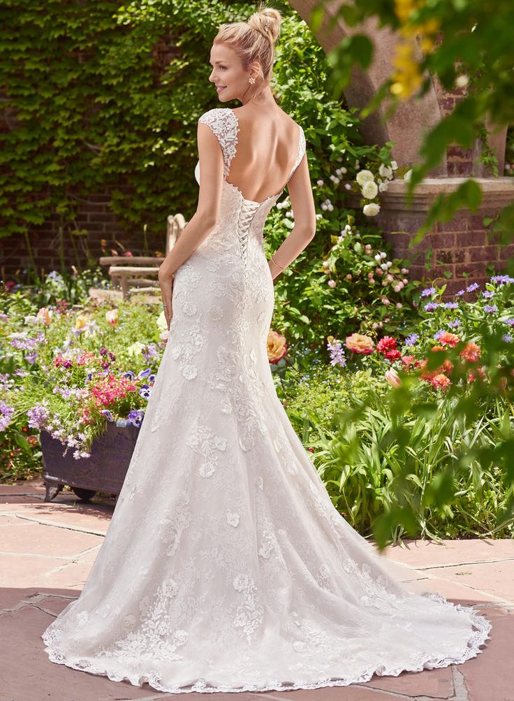 25 best Rebecca Ingrem by Maggie Sottero images on Pinterest ...