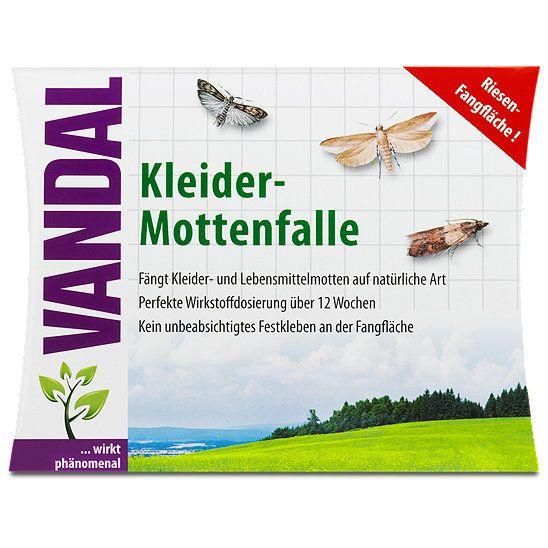Vandal Kleider-Mottenfalle, Motten im dm Online Shop günstig kaufen.