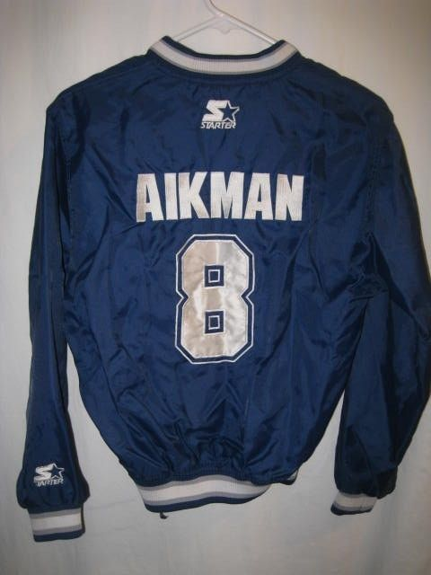 size 40 a8249 1c978 8 troy aikman jersey high school