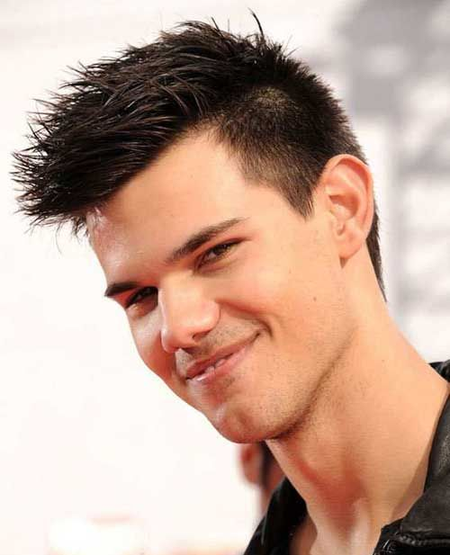 Taylor Lautner Hairstyles In 2018 Picture Taylor Lautner Hairstyle