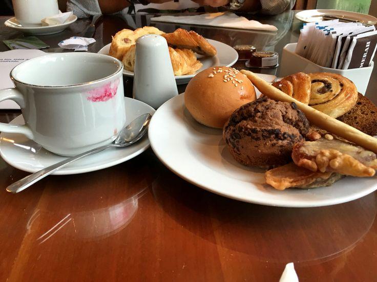 Breakfast at RPH Hotel Timika 🇮🇩