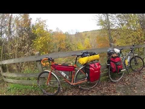Great Allegheny Passage - YouTube