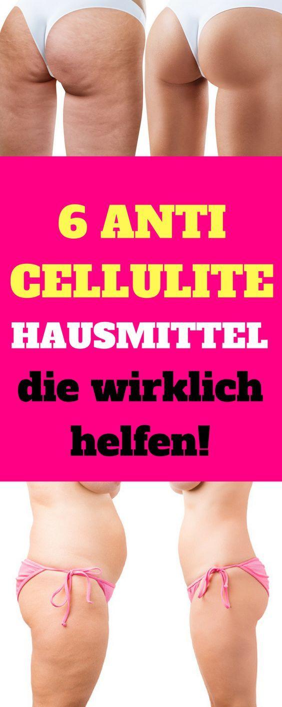 Die erfolgreichsten Hausmittel gegen Cellulite. Du…