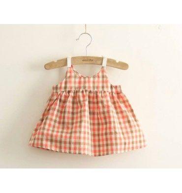 GAP Tank Top - Squares - sadinashop.com  Dress atau gaun bayi dan anak.