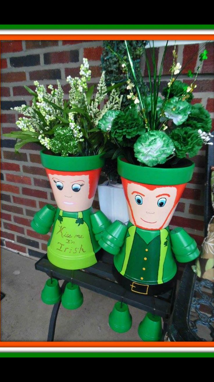 85 best St. Patricks Day Crafts images on Pinterest | Saint patricks ...