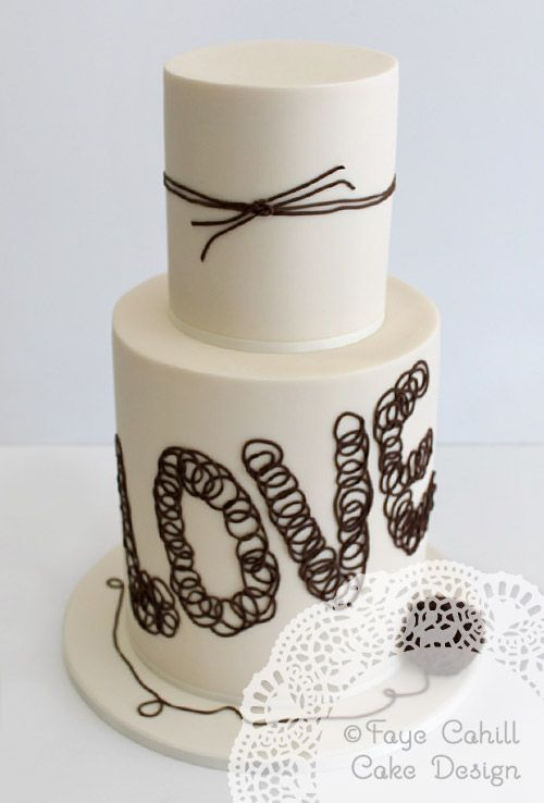 Love! Faye Cahill Cake Design