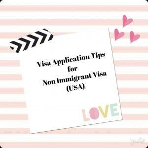 Non Immigrant Visa USA