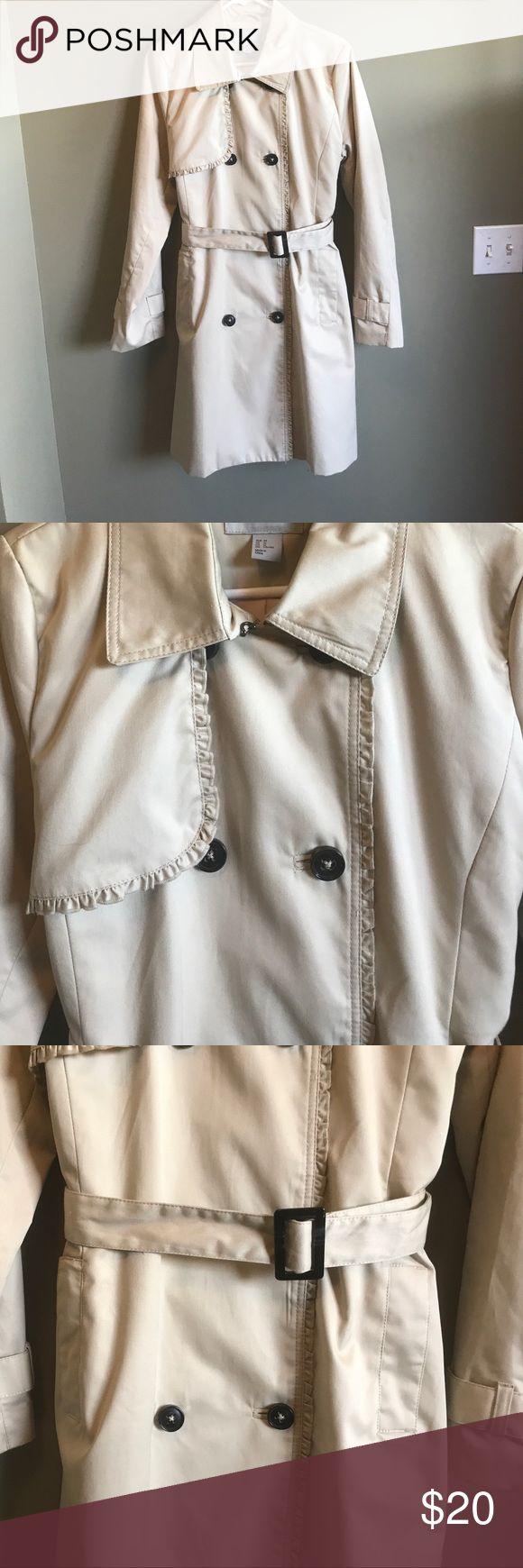 H & M Coat Worn once. H & M Jackets & Coats