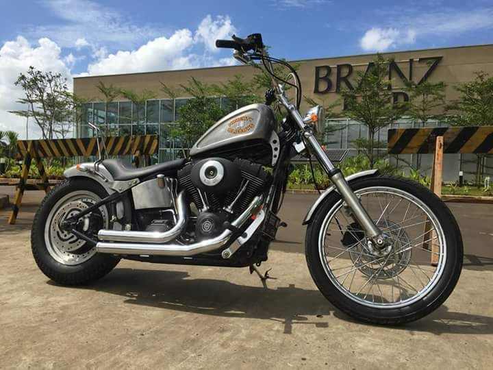 Forsale HD SOFTAIL NIGHTRAIN Th2002