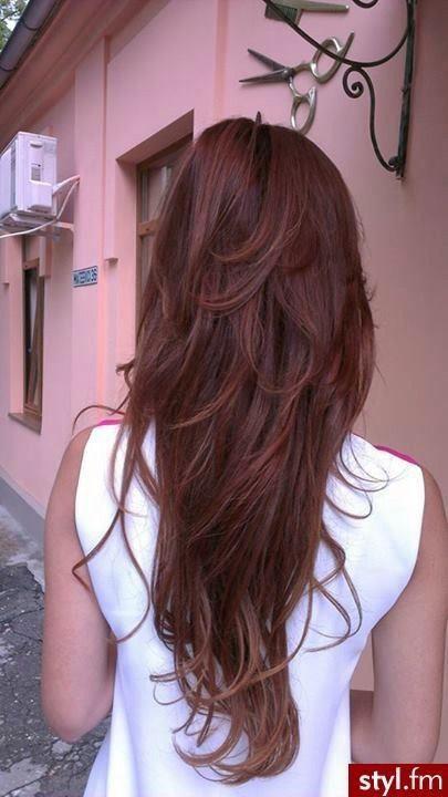 Amazing 1000 Ideas About Long Hair Colors On Pinterest Dark Hair Short Hairstyles For Black Women Fulllsitofus