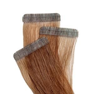 Try before you buy! Check out our sample wefts and try ANY color before you purchase tape extensions!