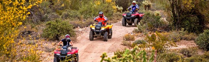 Guided Desert Tours - ATV/UTV  S, 35972 Old Black Canyon Hwy, Black Canyon City, AZ 85324