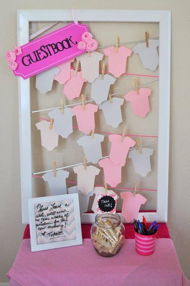 15 ideas de decoraciones y accesorios para tu babyshower                                                                                                                                                     Más