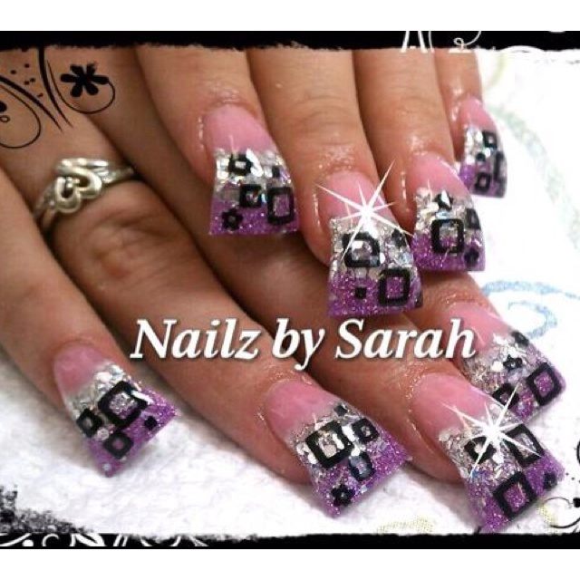17+ Best Images About Duck Tip Nails!!!! On Pinterest