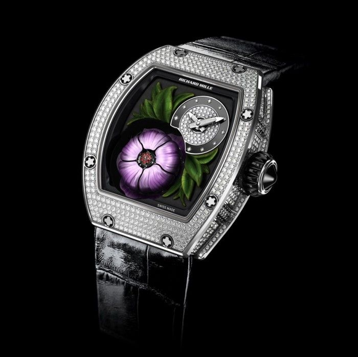 Diamond Set Stunning Richard Mille 19-02 Tourbillon Fleur – Yours For A Cool $1M
