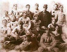 Alabama Crimson Tide football - 1892