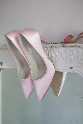Bruidsboutique MariaAnna - Elsa Coloured Shoes