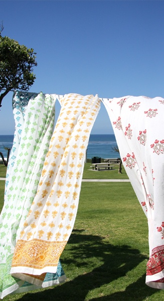 Pacific and Rose - A wonderful selection of linens at affordable prices.