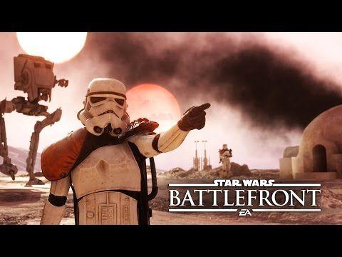 Jeux vidéo : l'épique bande-annonce de Star Wars Battlefront--Oh my