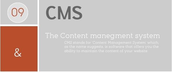 CMS, joomla,Web Design