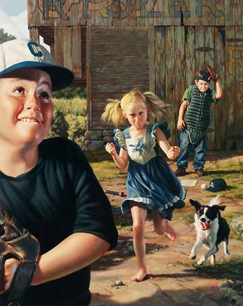 The Beanball-Bob Byerley (1941, American)