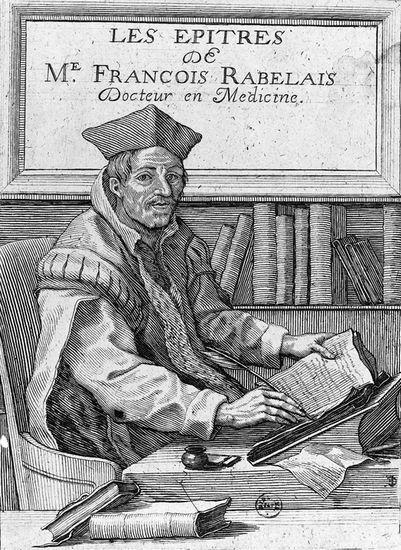 François Rabelais, Épîtres
