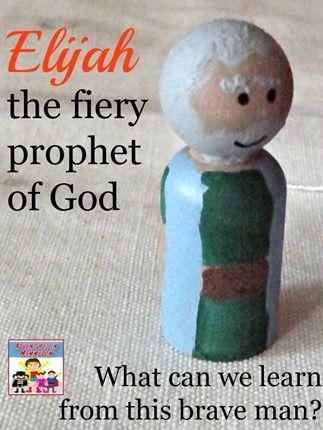 Elijah lesson for kids   Bible Class   Elijah bible, Bible ...