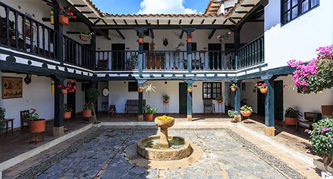 Hoteles en Villa de Leyva Hotel y Spa Getsemani