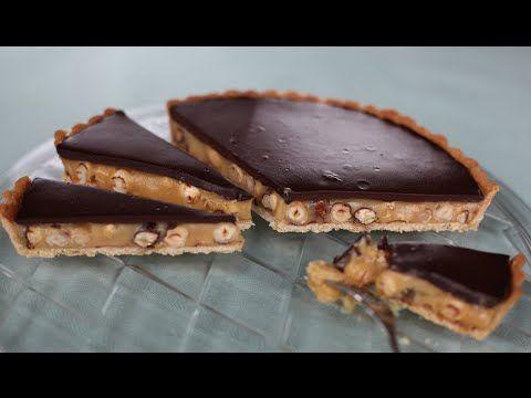 карамельно-ореховый торт - Torta de avelãs