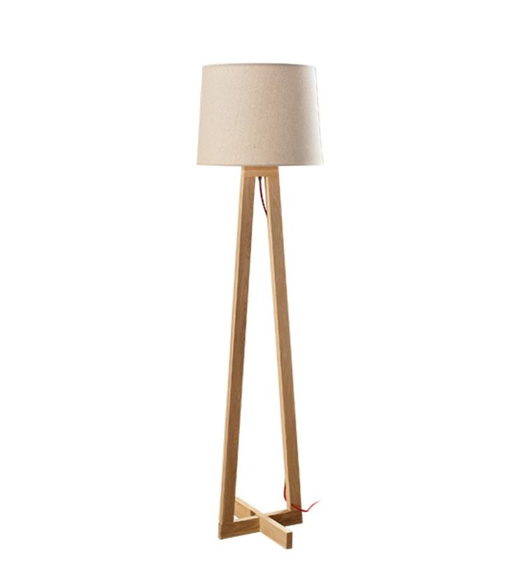 Lámpara de pie LED madera (ledstudio) 36.990