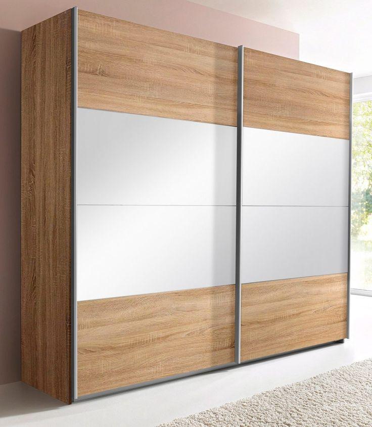 Rauch Schrank mit Schwebetüren beige, Breite 135 cm, 2-türig, Höhe 230cm Jetzt bestellen unter: https://moebel.ladendirekt.de/wohnzimmer/schraenke/weitere-schraenke/?uid=7c390942-d8dd-5841-a54b-8b8db7932575&utm_source=pinterest&utm_medium=pin&utm_campaign=boards #schraenke #wohnzimmer #weitereschraenke