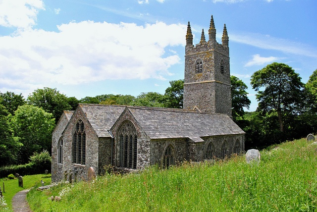 St Swithin's Church, Launcells by Baz Richardson, via Flickr