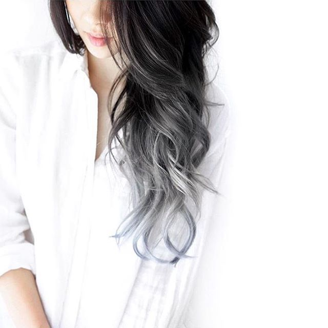Photo by @jessfxstyle haha maintaining silver is a biaatch.