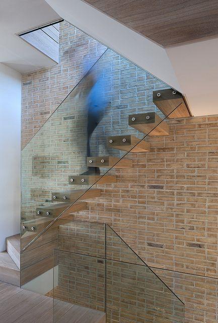 escalera private house refurbishment kensington tigg coll architects by andy yang matthews via