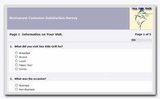 Create an assortment of HR Questionnaire including 360 degree surveys, work place surveys, leadership evaluation surveys and more.