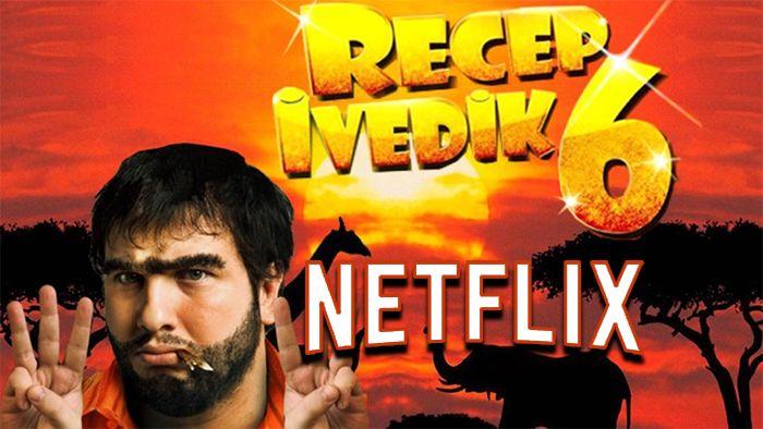 Netflix Recep Ivedik 6 Icin Milyonluk Servet Teklif Etti Netflix Teklif Film