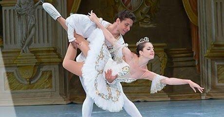 Ωραία Κοιμωμένη: Όταν το μπαλέτο συναντά το καλλιτεχνικό πατινάζ