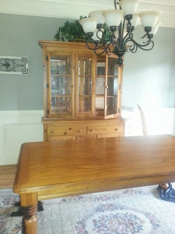 1000 ideas about oak dining room set on pinterest for S f furniture willmar mn