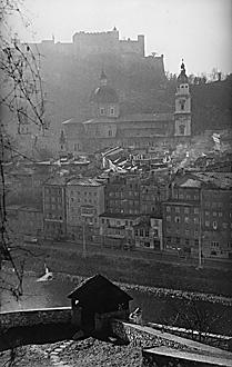 Erich Lessing Photo Salburg post WWII