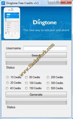 Dingtone Credits Generator download hack full. Free Dingtone Credits Generator keygen download 2016. Download Dingtone Credits Generator file generator online.